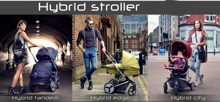 Hybrid StrollerHD